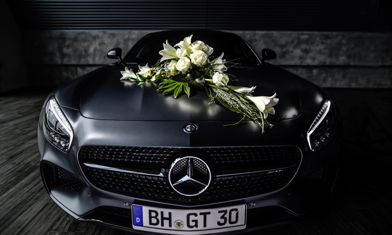 Eventfahrzeug |GT AMG Mercedes